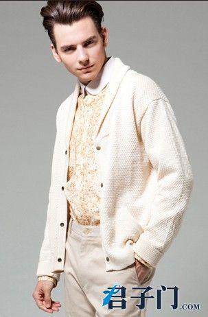 夏秋交替 男人衣橱中的必备外套